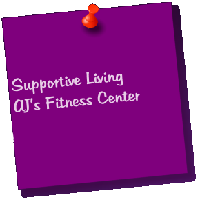 Supportive Living AJ's Fitness Center
